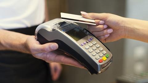 tarjeta pago