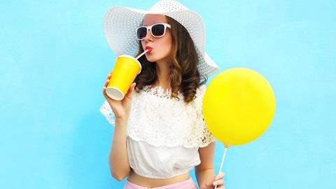 Bebidas verano calorías