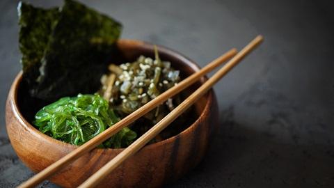 las algas contienen cadmio, cuidado con consumirlas en exceso
