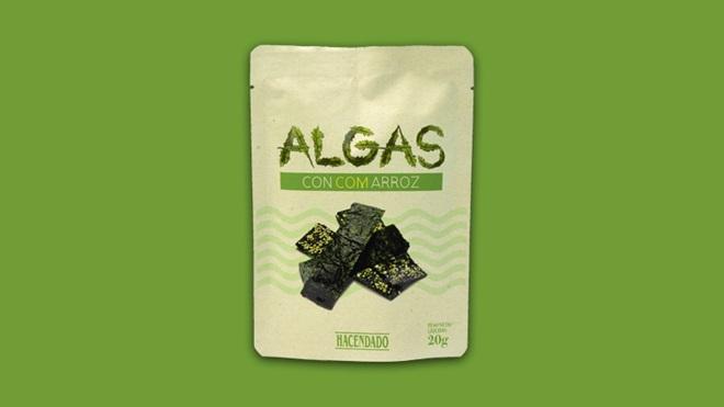 arroz alga