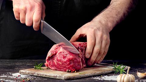 Consumo de carne roja