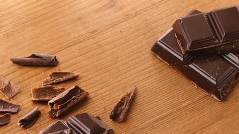 chocolate con menos azúcar