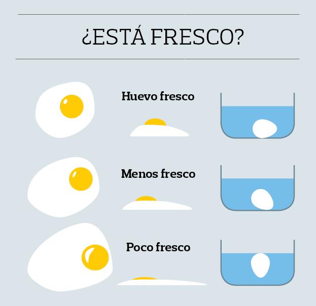 Huevos Propiedades Nutricionales Ocu