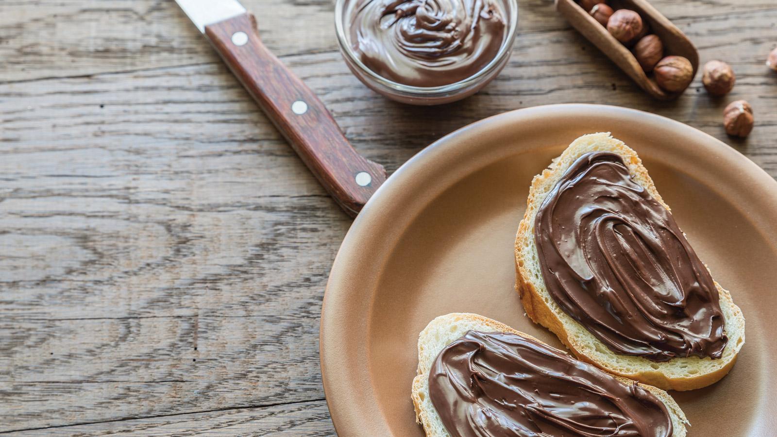 Nutella, contra su etiquetado en inglés