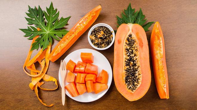 papaya: propiedades y beneficios