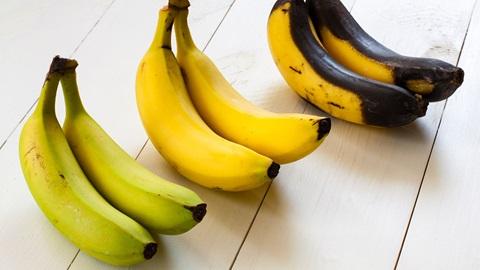 platanos frutas climatéricas