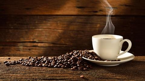 taza de café gourmet