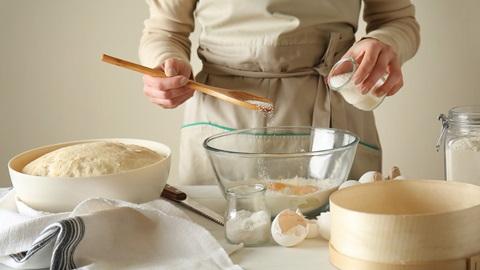 medir ingredientes en la cocina