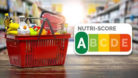 Nutriscore ayuda al consumidor a elegir alimentos saludables