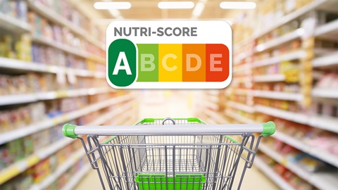 Nutriscore, etiquetado nutricional para alimentos procesados