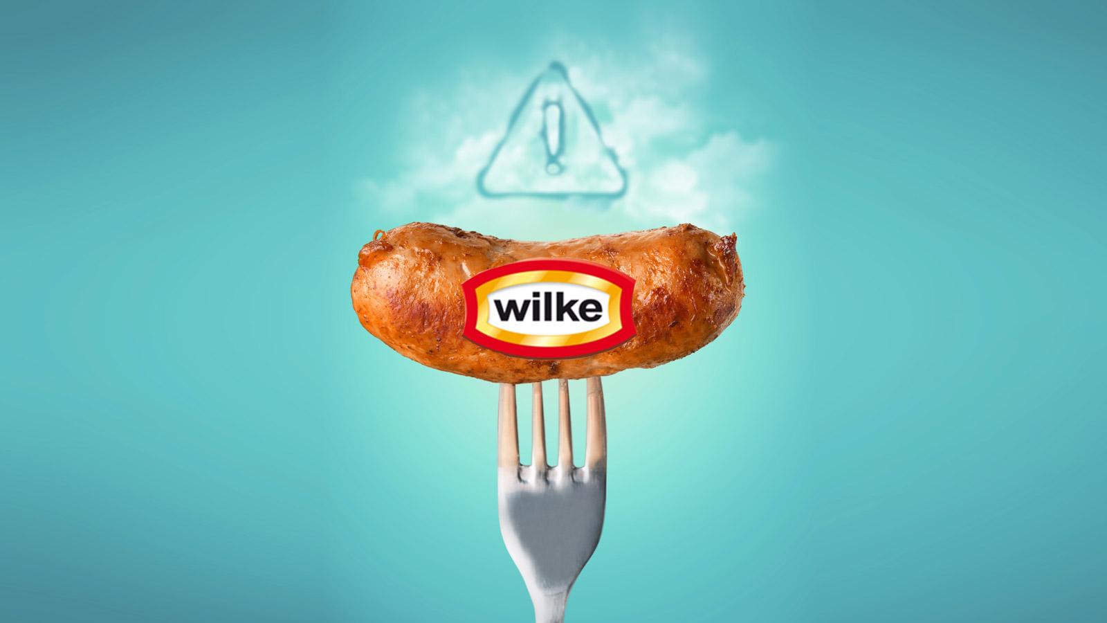 Alerta listeria marca Wilke