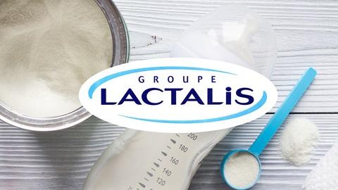 Leche Grupo Lactalis retirada