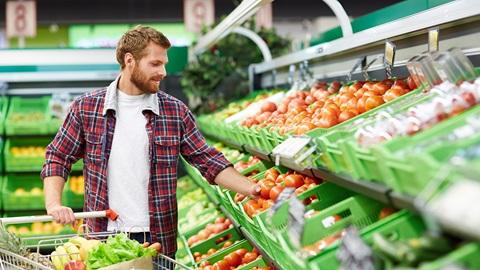 Las verduras de hoja y las hortalizas de invernadero pueden contener percloratos