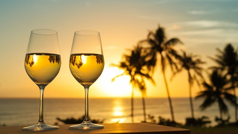 vino palmera