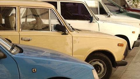 coches viejos