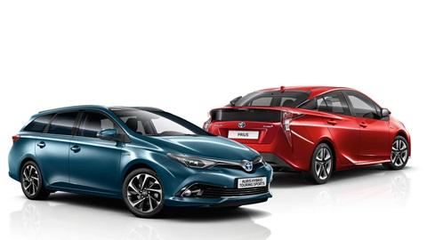 Revisión híbridos Toyota