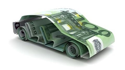 coches y dinero