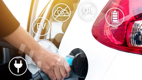 Coches eléctricos y coches híbridos enchufables más vendidos