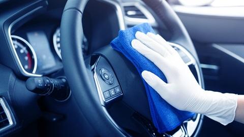 Elimina el coronavirus del coche