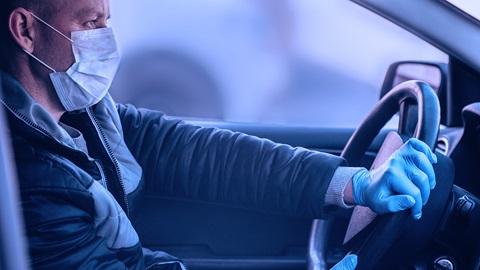 mantenimiento del coche durante el confinamiento