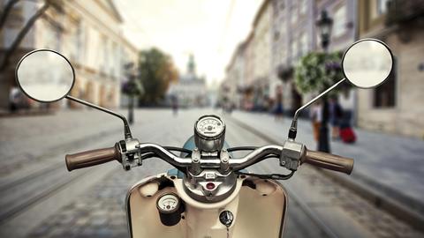 Scooter más seguras con ABS