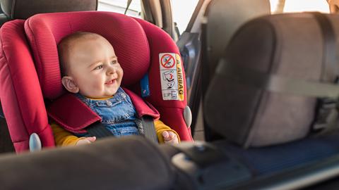 sillas de coche para niños inseguras