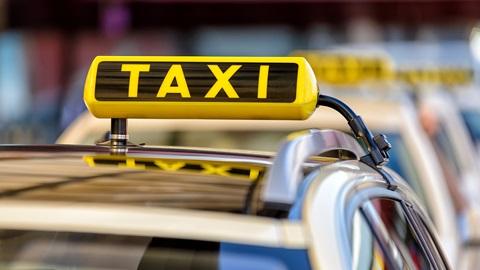 Licencias de taxi