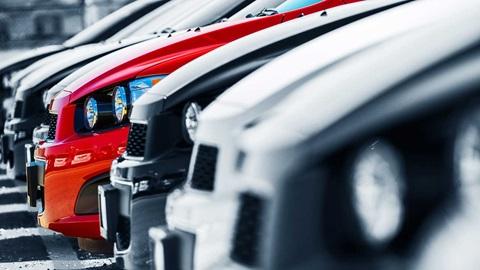 Ranking de venta de coches por categoría en 2017