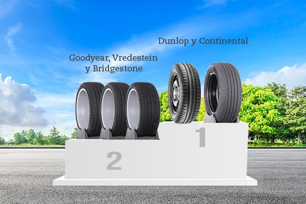 mejores neumáticos verano