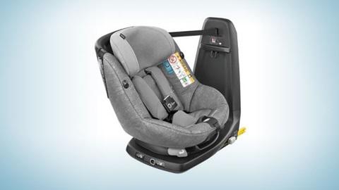 Bebeconfort Axissfix Air, silla de niño para coche