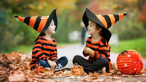 Halloween niños disfraz