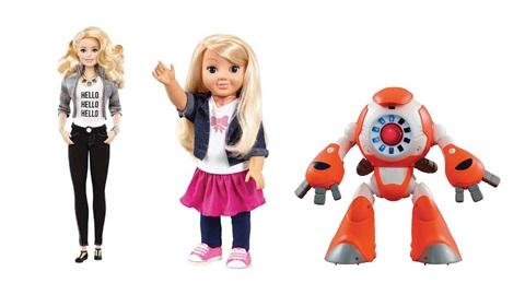 3 juguetes que se onectan a internet