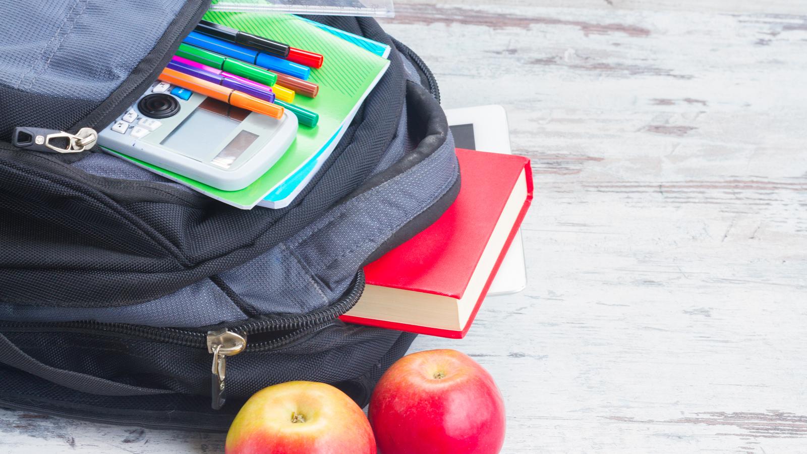 Resultado de imagen de mochilas escolares consejos