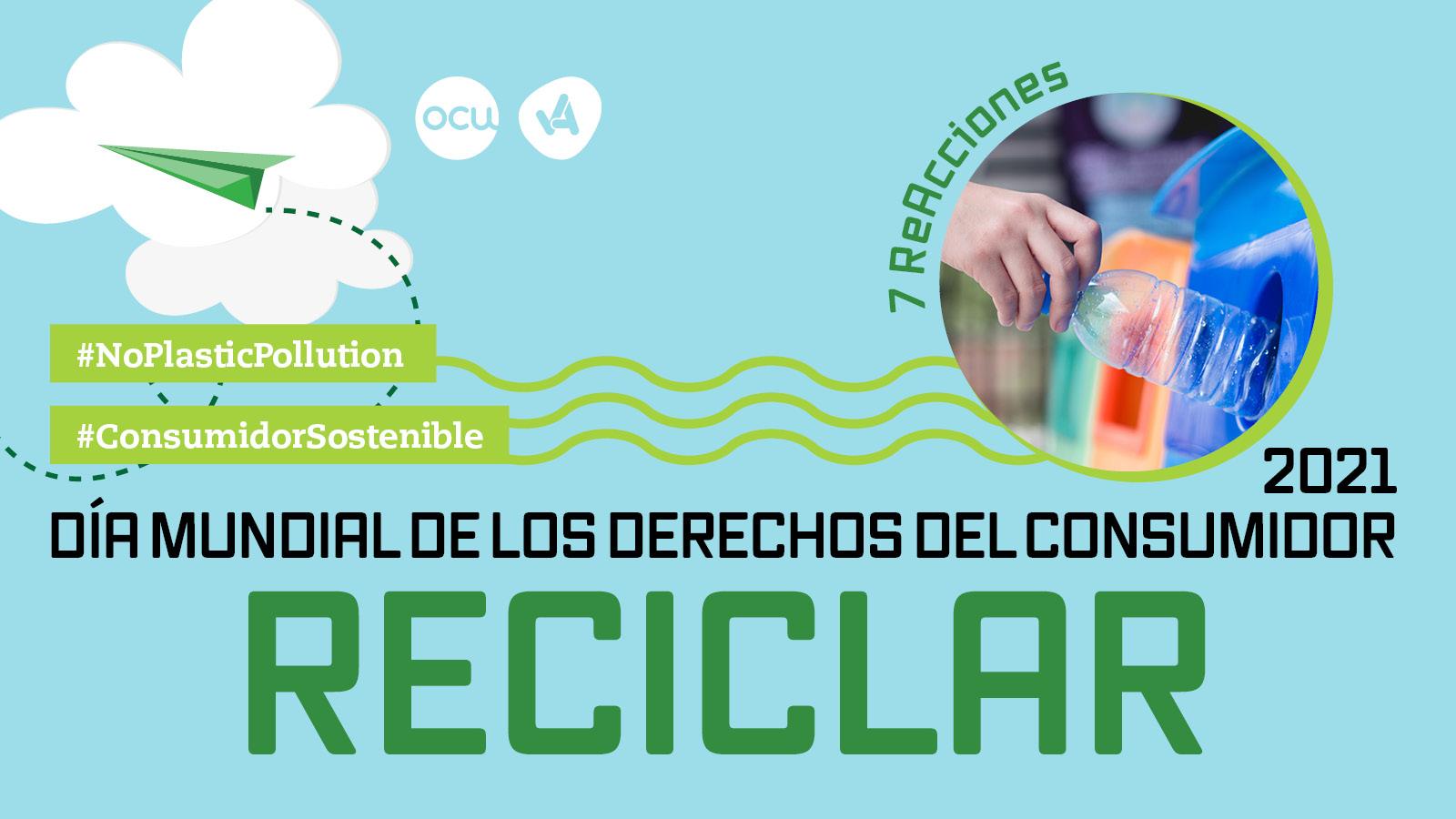 Imagem Consejos para reciclar bien