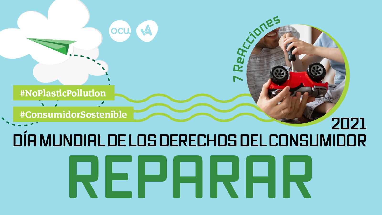 Imagem Reparar, sí, por sostenibilidad. No a la obsolescencia