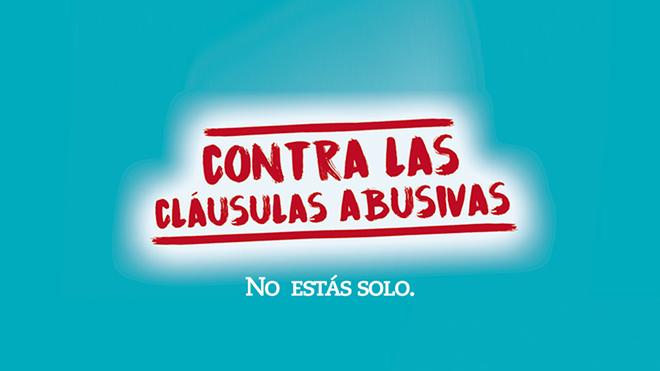 cláusulas web
