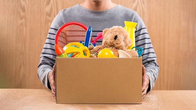 donacion juguetes