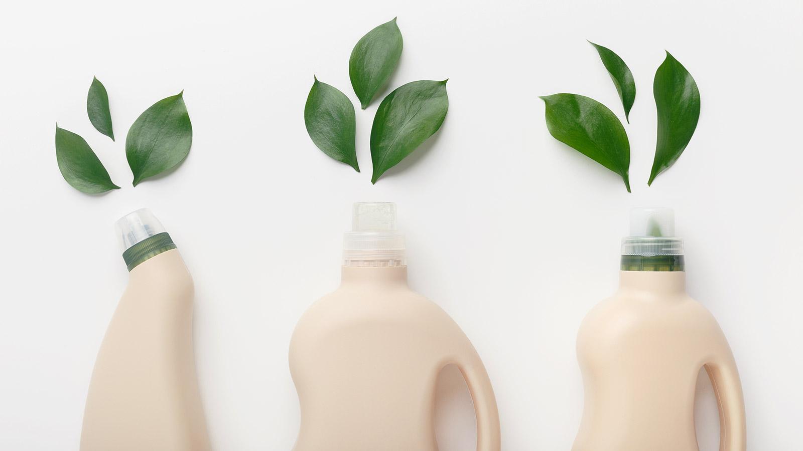 Imagem Impacto ambiental de los detergentes