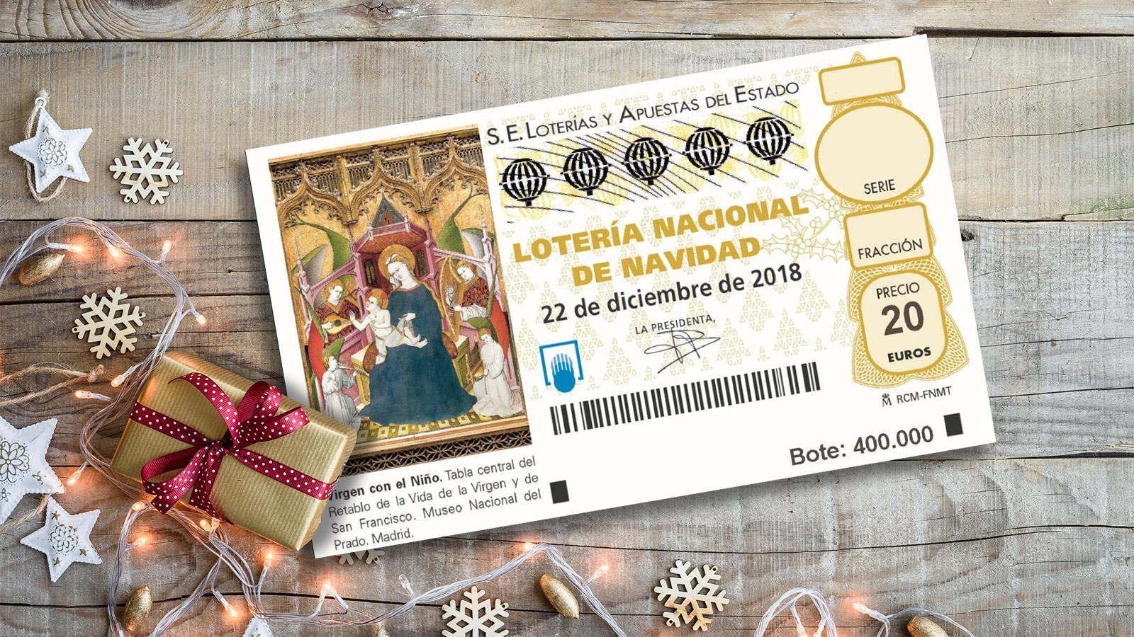 Imagenes Loteria Navidad.Loteria De Navidad Y Si Toca