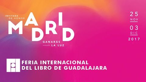 Feria Internacional del Libro de Guadalajara, México