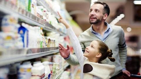 Supermercados, hipermercados y tiendas descuento