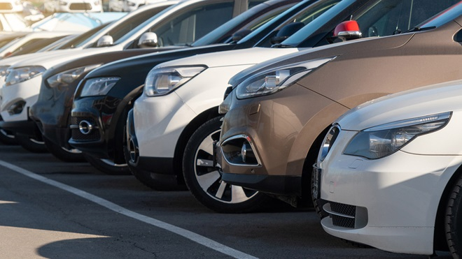 Encuesta OCU coches de alquiler