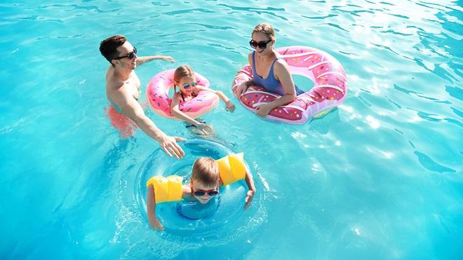piscina riesgos
