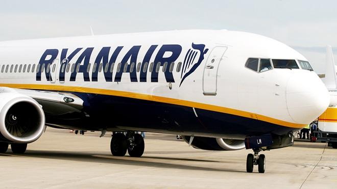 cancelaciones de Ryanair