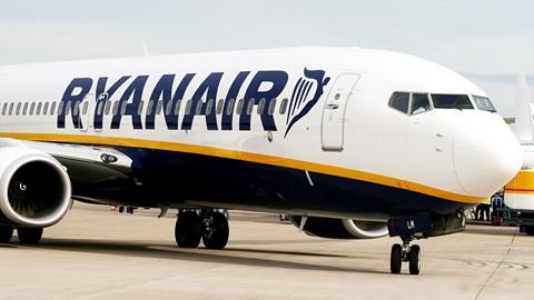 Acción judicial contra Ryanair
