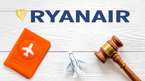 Victoria de OCU frente a las clausulas abusivas de Ryanair