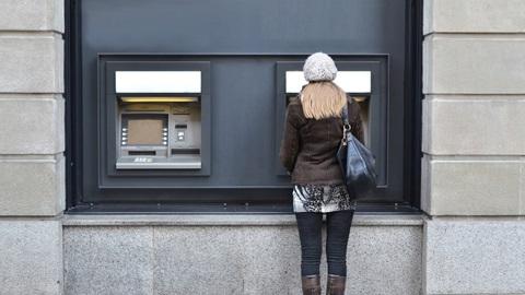 Bancos cajeros