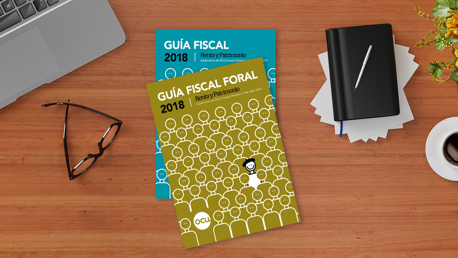 guía fiscal foral