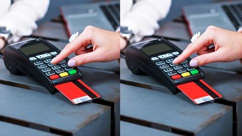 pagar tarjeta bancaria comercio duplicado problema
