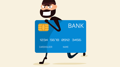 uso fraudulento tarjeta